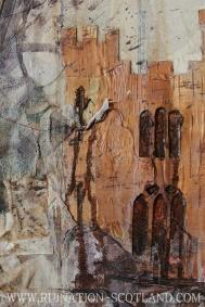 Crawford Priory - detail