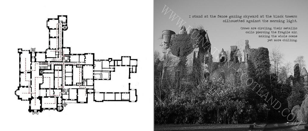 Buchanan Castle | Ruination Scotland