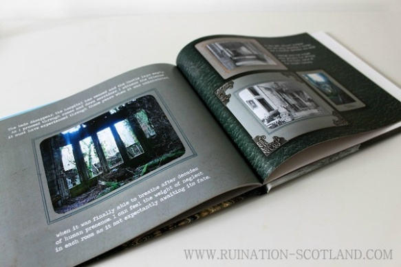 Buchanan Castle pages