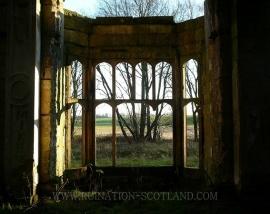 Dunmore - bay window interior