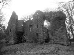Seacliff - Aldhame Castle