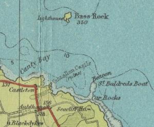 Seacliff - map