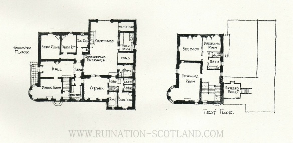 Balnowlart - floor plans