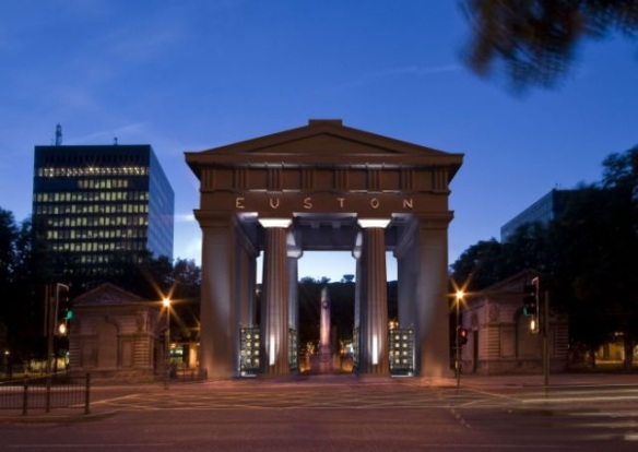 The future of Euston Arch