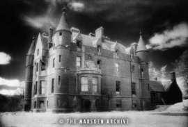 Balintore Castle - Simon Marsden