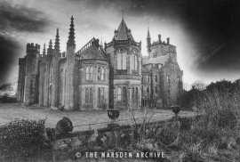 Crawford Priory - Simon Marsden