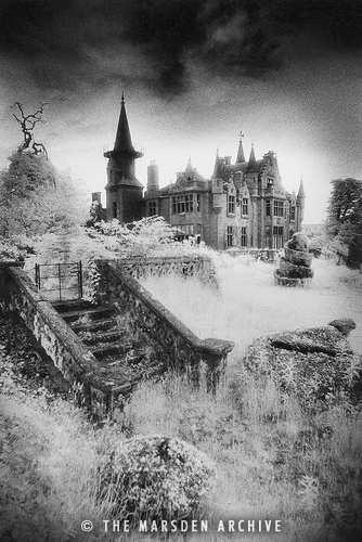 Ecclesgreig House - Simon Marsden