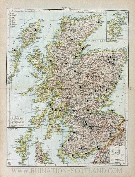 Ruin Map I
