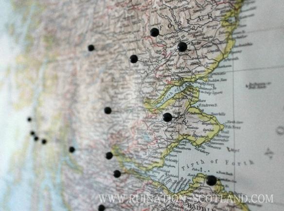 Ruin Map II
