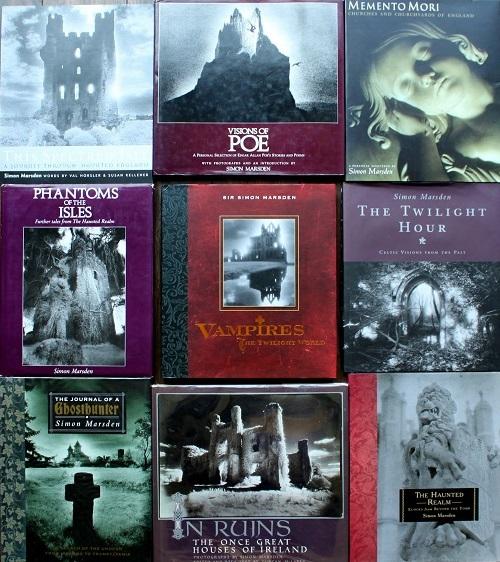 Simon Marsden book collection