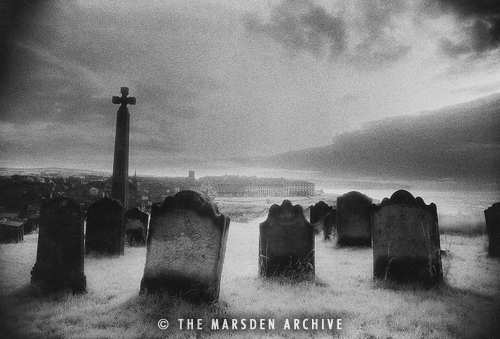 St Mary's Churchyard, Whitby - Simon Marsden