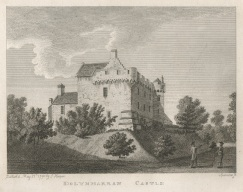 Dolynharran Castle