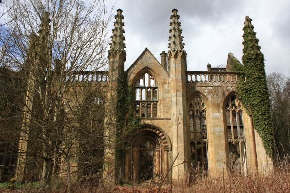 Ephemeral Places  - The Country House in Ruin.JPG